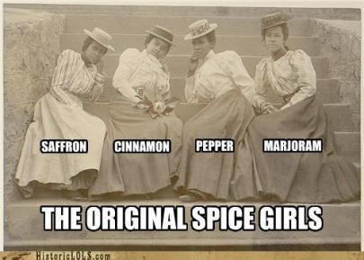 Original Spice Girls