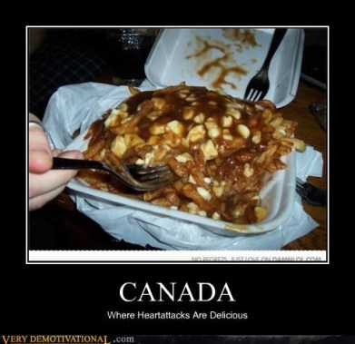 Poutine Heart Attacks