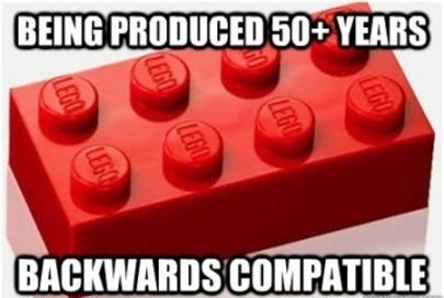 Backwards Compatible