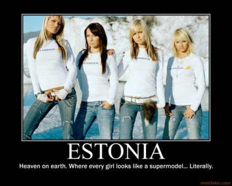 Estonia Girls