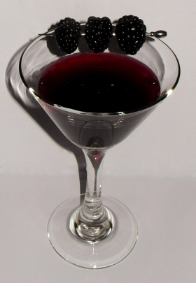 Moonlight Martini Drink Recipe