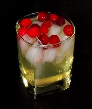 Cloudberry Dream Drink Recipe