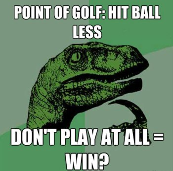 Point of Golf