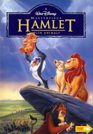 Hamlet-Lion King