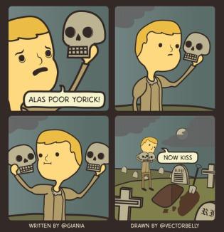 Hamlet Skulls