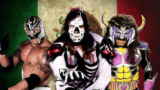Mexico Wrestlers