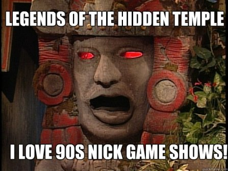 90's Game Shows