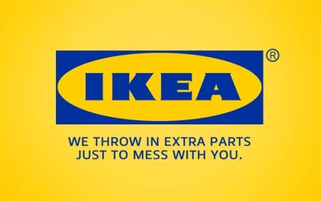 Ikea Slogan