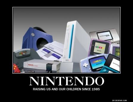 Nintendo Raising