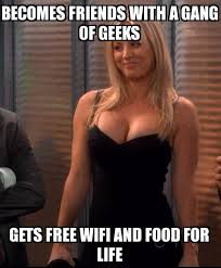 Friends with Geeks