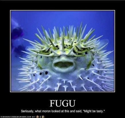 Fugu Funny