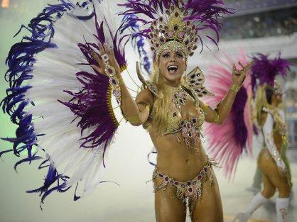 hot girl-carnival