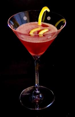 Naked Lady Martini
