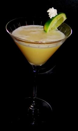 Mango Creme Pie Martini
