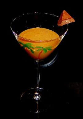 Island Donkey Martini