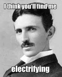 Tesla Electrifying