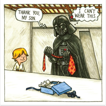 Darth Vader Father