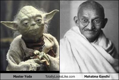 Gandhi - Yoda
