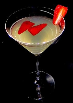 Zubrowkatini Martini