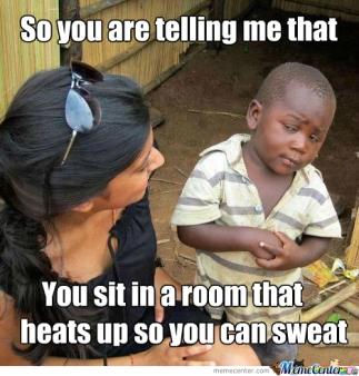 Sauna Funny