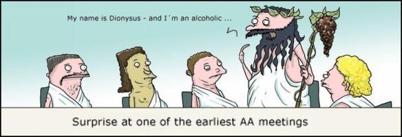 Dionysus AA Meeting