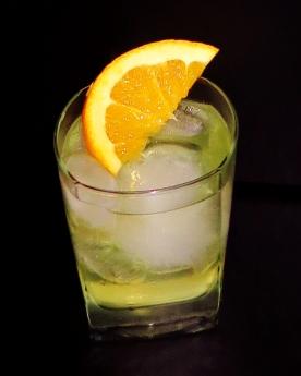 Sassy Sojurita Cocktail