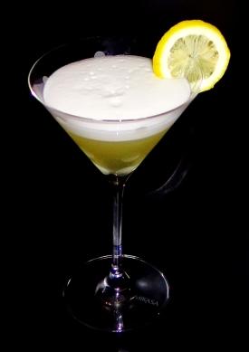 Lotus Flower Martini