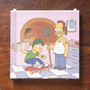 Pizza Simpsons
