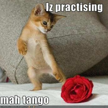 Practicing Tango