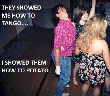 Tango Potato