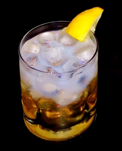 Greek Buck Cocktail