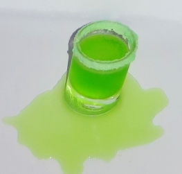 Secret of the Ooze Shot