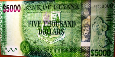 Guyana Money