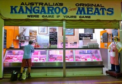 Kangaroo Meats