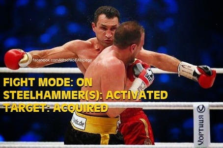 Klitschko Fight Mode