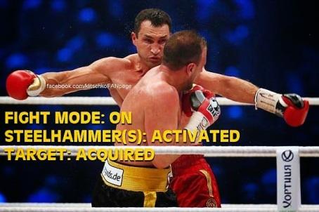 Klitschko Fight Mode