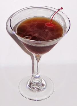 Widow Maker Martini