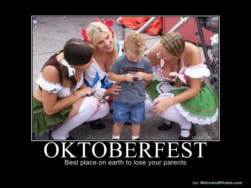 Oktoberfest Fails