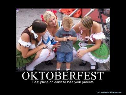 Oktoberfest Lost Child