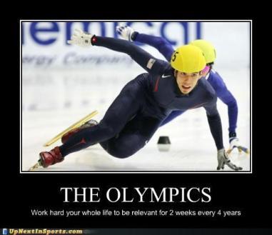 Olympics Relevance