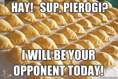 Pierogi Eater