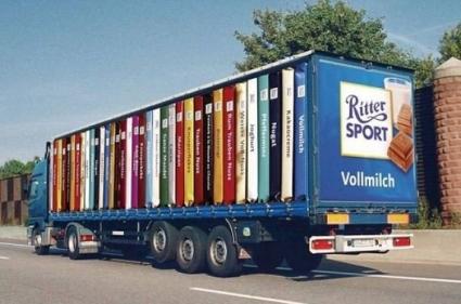 Ritter-Sport Truck