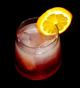 Red October Cocktail