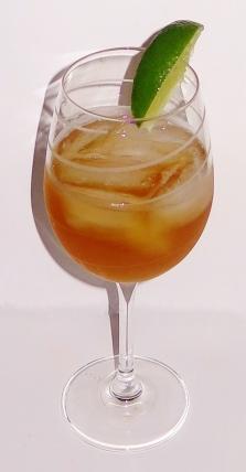 The Star Gazer Cocktail