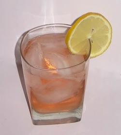 Night in Casablanca Cocktail
