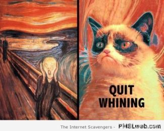the-scream-grumpy-cat