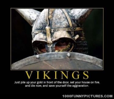Vikings-Give Up