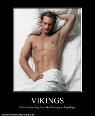 Vikings Pillaged