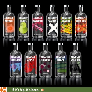 Absolut Flavors