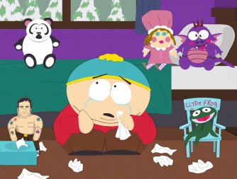 Cartman Stuffed Animals
